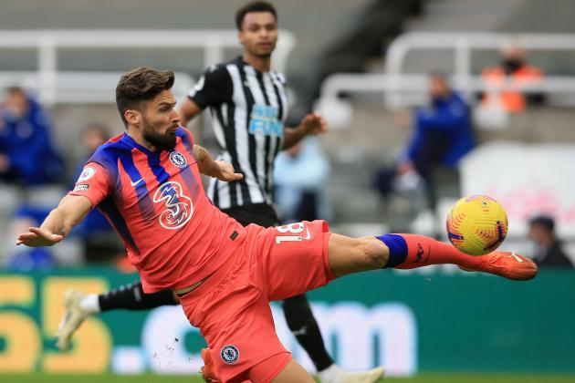 Watch: Chelsea beat Newcastle to take top spot
