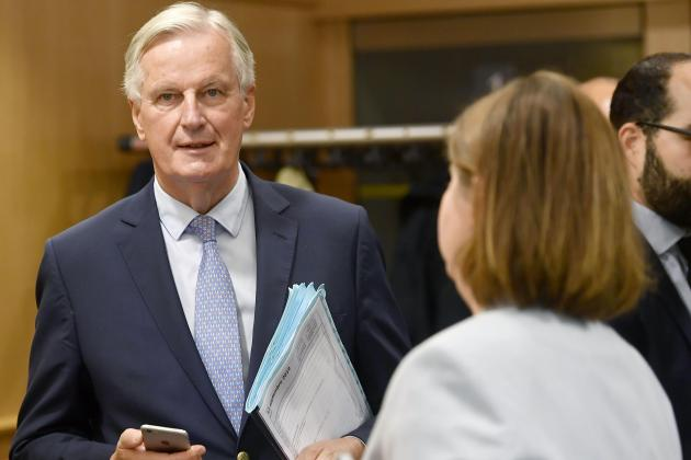 'No reason to be optimistic' on striking Brexit deal with UK - Barnier