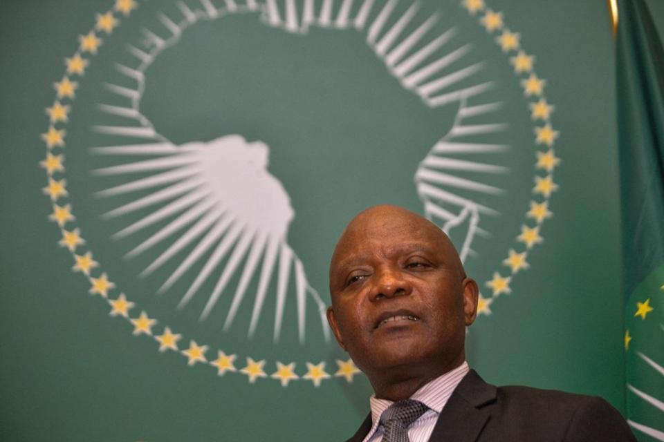 John Nkengasong. Photo: AFP