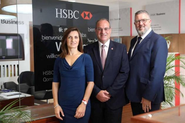 HSBC announces new senior managers as it shifts focus to growth