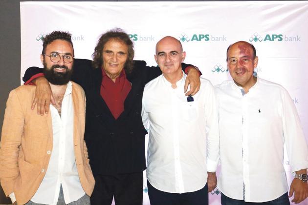 APS Bank supports Freddie Portelli musical Il-Kbir Għadu Ġej