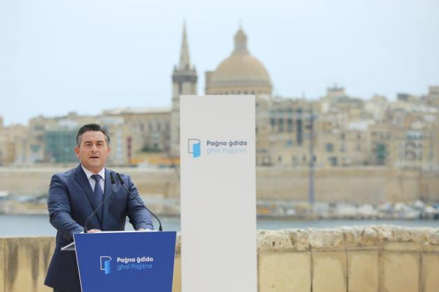 PN presents three themes it will base its electoral manifesto on