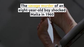 58 years after the child murder which shocked Malta... | Video: Sarah Carabott