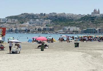 Għadira Bay.