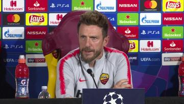 Watch: Roma players lacked determination, says coach | Video: AFP