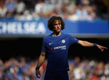 David Luiz could be on his way out from Chelsea.