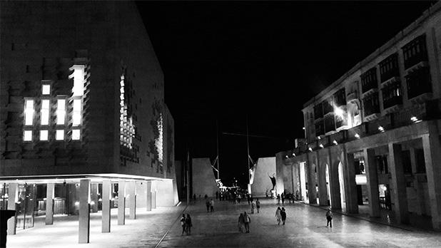 Maltese Parliament. Photo: Roberta Camilleri