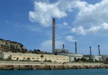 Italian firm will dismantle old Delimara power station, chimney