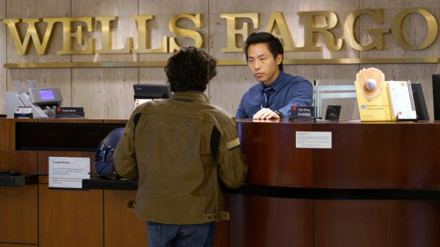 Wells Fargo is being sued: BDA says it should have warned it of the fraudulent transaction. Photo: Reuters