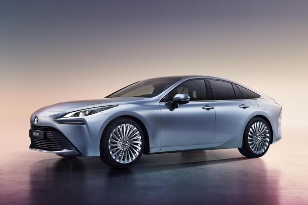 Toyota advances towards a hydrogen mobility future