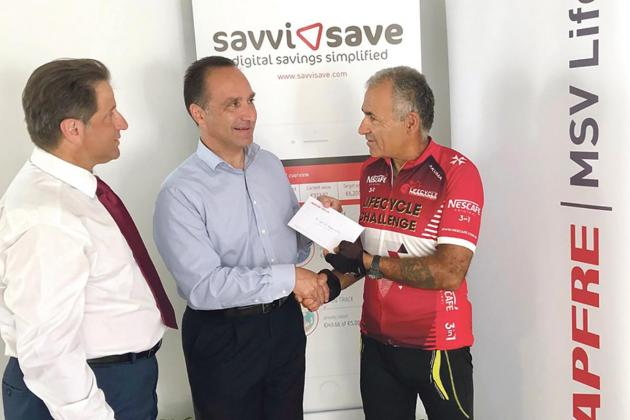 Mapfre MSV Life supports 2019 Life Cycle Challenge