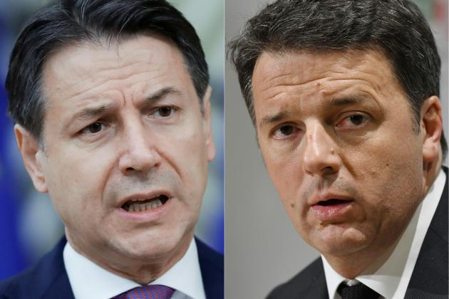Italian ministers quit, sparking goverment crisis
