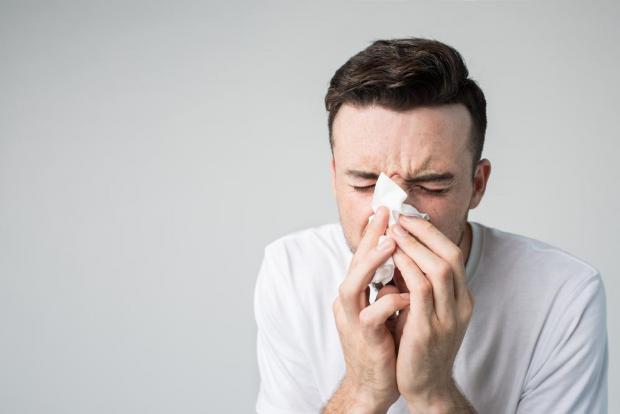 Sneezing Fit Lands Man In Hospital For A Week