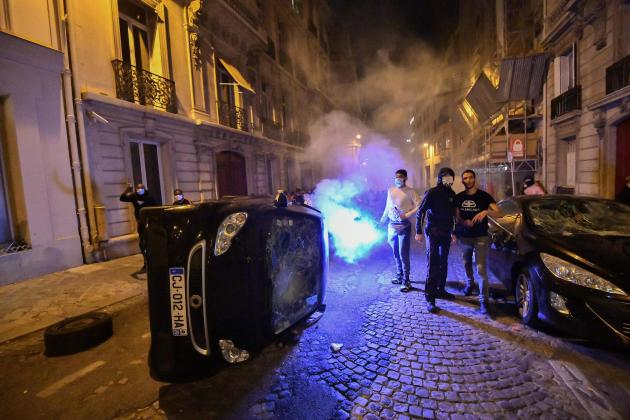 Watch: 148 arrested as PSG fans rampage after defeat: Paris police
