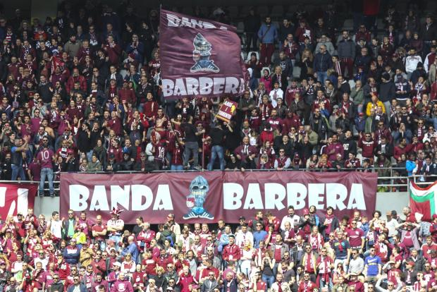 Fans of Torino.