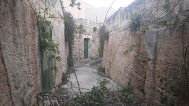 The existence of the Cold War bunker, by the St George's Barracks in Pembroke, was revealed by NGOs last week.