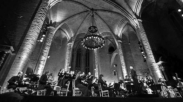 The Coro e Orchestra Ghislieri