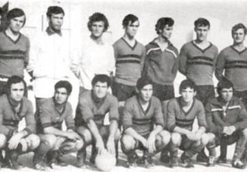Luqa St Andrew's were the winners of the Third Division Section C league in 1971-72.