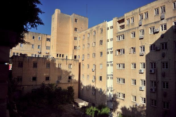 Karin Grech hospital