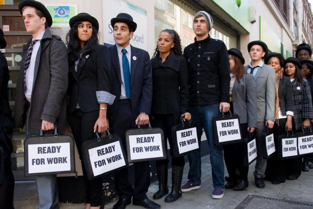 UK unemployment edges up to 5.1% on pandemic fallout
