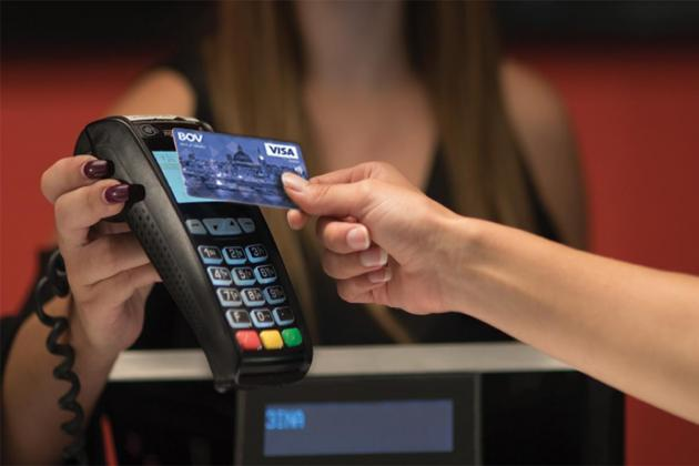 Bank of Valletta increases limits of its contactless cards