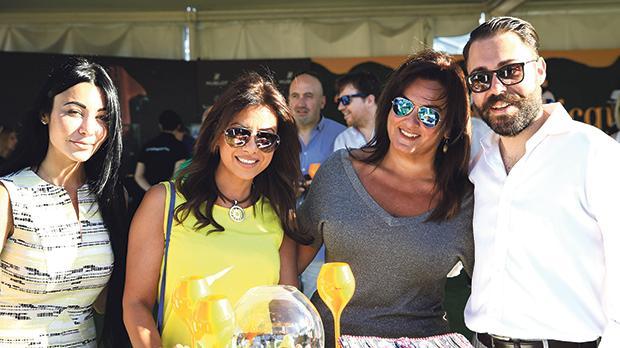 Bernice Scicluna, Cheryl Gafa, Daniela Said and Owen Bonello