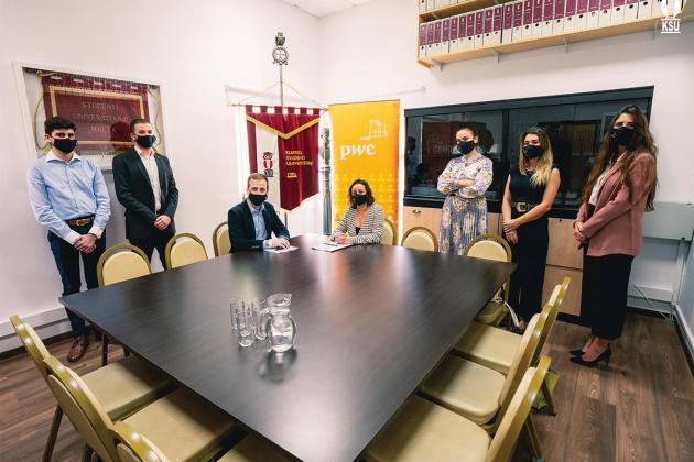 KSU, PwC Malta partnership