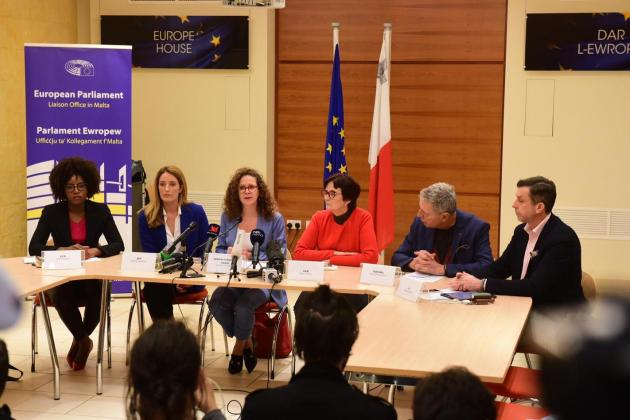 Concerns on the integrity of the Caruana Galizia investigation flagged by MEPs