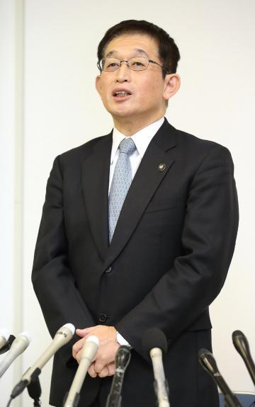 Japan's Akashi city Mayor Fusaho Izumi.