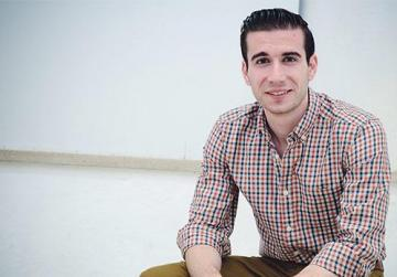 Programme manager Daniel Azzopardi.