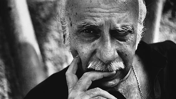 Georgian composer Giya Kancheli