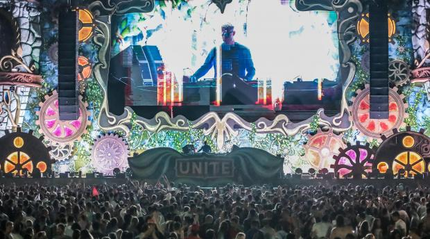 Unite with Tomorrowland set to return this summer.