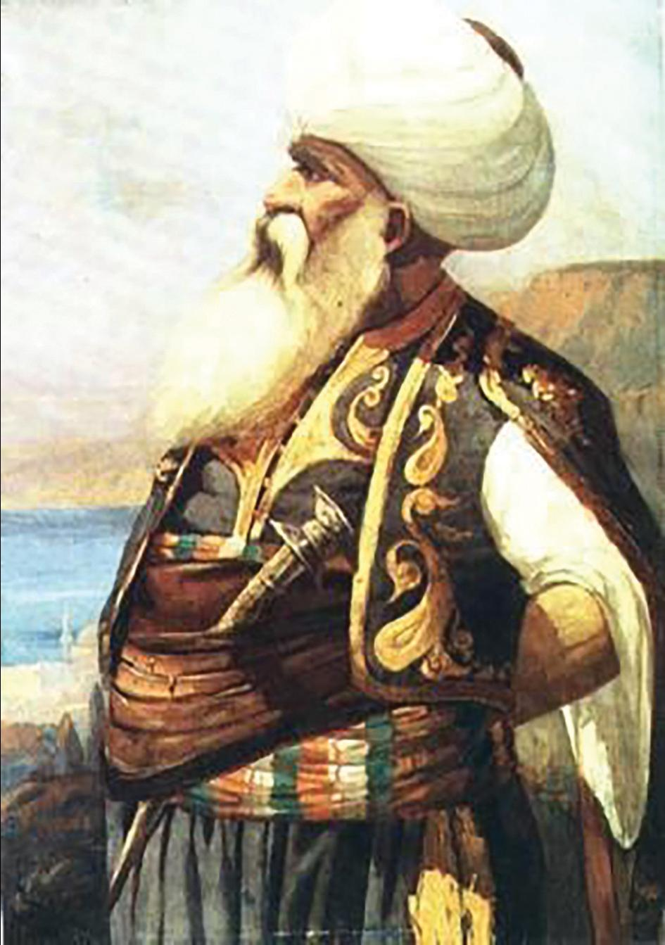 Dragut (or Torghut) Rais was 80 years old when he took part in the Great siege of 1565.