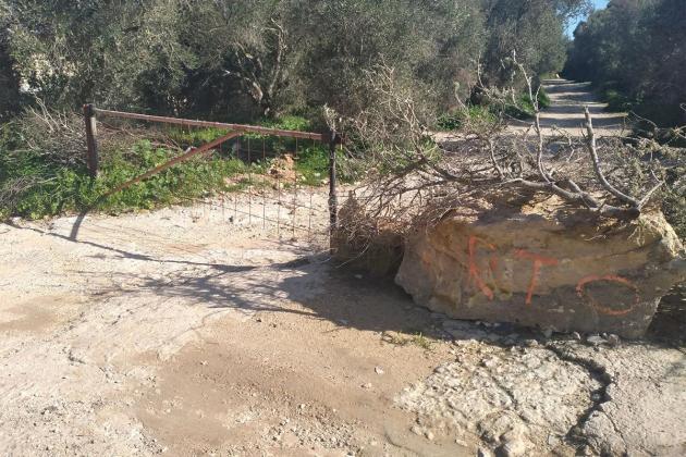 PA removes gate blocking access to Ħas-Saptan 'green lung'