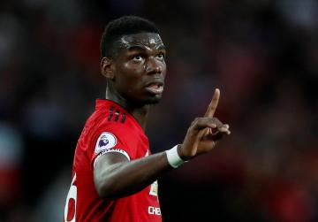 Watch: I've never been happier with Pogba, says Mourinho