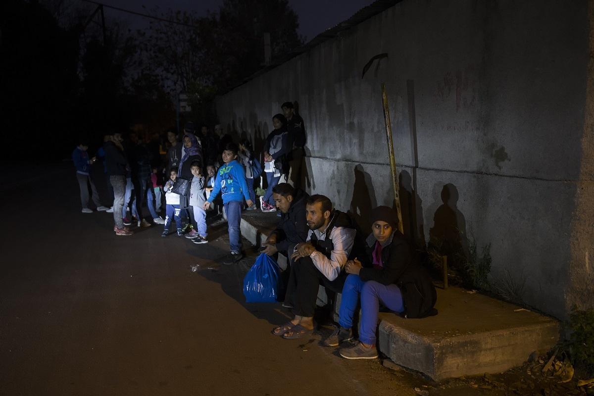EU treats us like parking spot for migrants - Greek PM