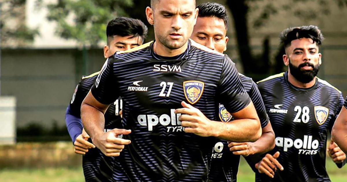 Watch: Schembri scores as Chennaiyin FC close in on play-off spot