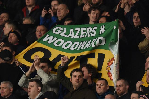 Watch: United fans' anti-Glazer protest forces postponement of Liverpool