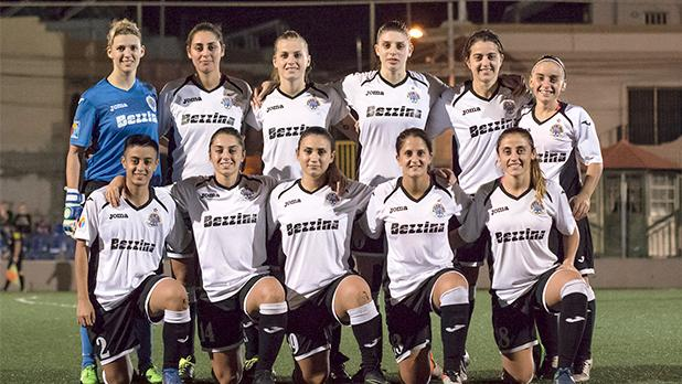 Hibernians Women's Team. Photo: Maria Farrugia