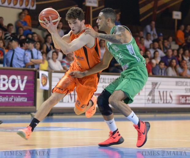 Cynergi Virtus left it late to beat Floriana in the final on November 8. Photo: Matthew Mirabelli