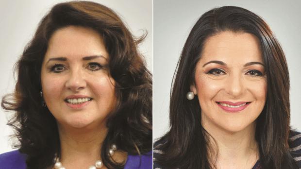Helena Dalli returns to parliament, while Julia Farrugia Portelli will begin her maiden term.