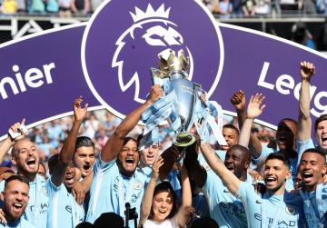 Champions Manchester City start title campaign at Arsenal