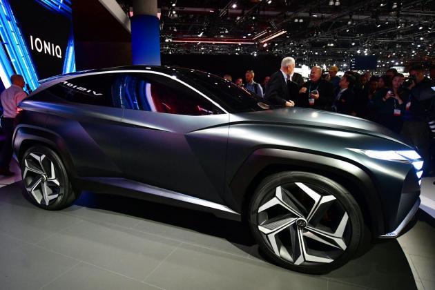 Hyundai Motor net profit soars more than 400% in Q2