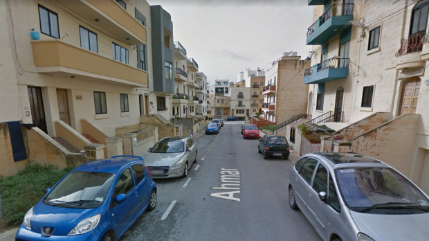 Triq Ahmar in Marsascala. (Google view)
