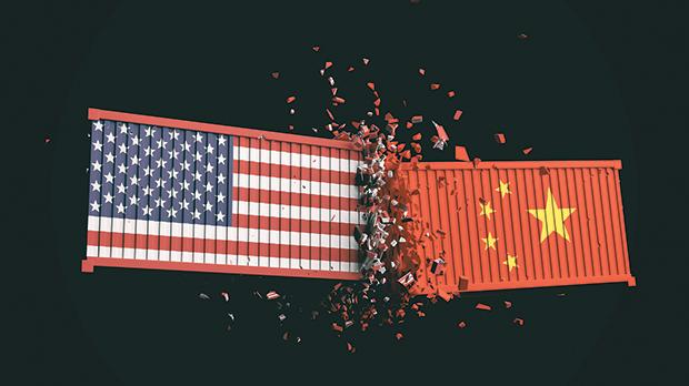 The crux of the problem is that trade rows almost always mask a deeper conflict. Military strategists think that a war by miscalculation could easily occur. Photo: Shutterstock.com