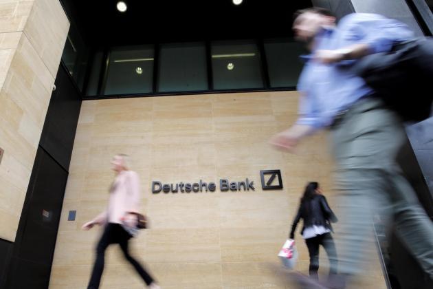 Deutsche Bank plans to slash 18,000 jobs by 2022