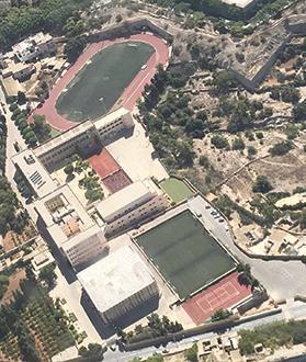 De La Salle College, Vittoriosa. Photo: Neil Farrugia Vella