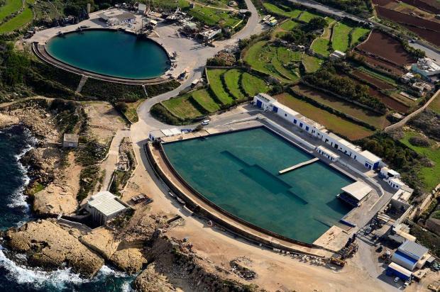 The Malta Film Studios.