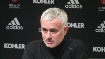 Watch: 'We always shoot ourselves' - Mourinho | Video: AFP