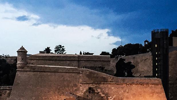 Valletta bastions. Photo: Adrian Farrugia